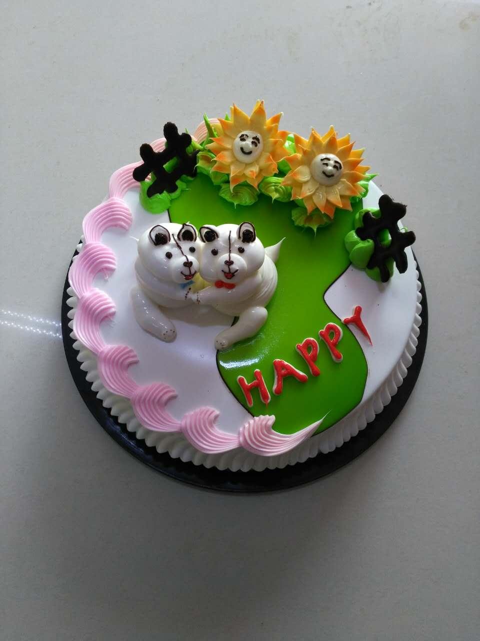 小可爱 蛋糕